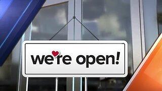 We're Open, northeast Wisconsin