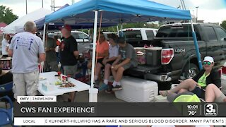 Tailgating an annual tradition at the College World Series