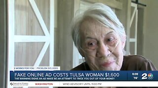 Tulsa woman out thousands after falling for online scheme to purchase RV