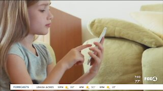 Managing your child's screen time during the summer