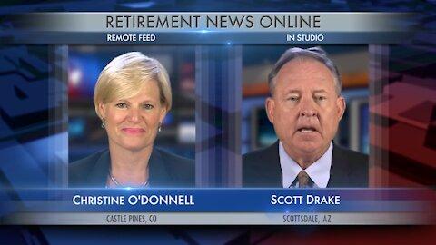 Retirement News Online - Christine O'Donnell