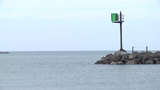 Lake Erie: 30 inches above normal