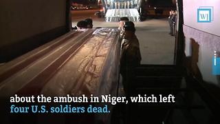 New information emerges on deadly Niger ambush