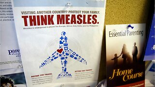 What To Know About Measles Outbreak