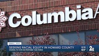 Seeking racial equity in Howard County