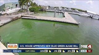 U.S. House approves new blue green algae bill