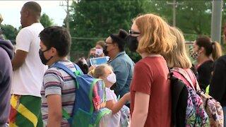 Racine Unified School District welcomes students back for summer school