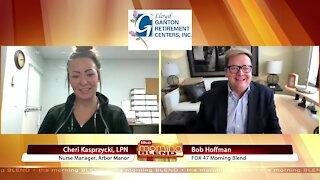 Lloyd Ganton Retirement Centers - 5/14/21