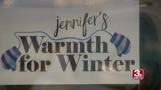 Keeping people warm with Winter coat drive