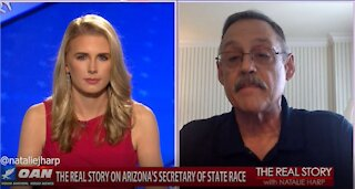 The Real Story - OAN Arizona Senate Races with State Rep. Mark Finchem