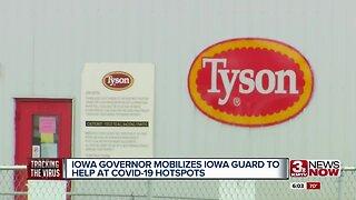 Iowa reports over 250 new coronavirus cases