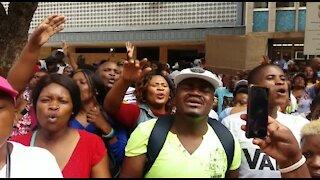 SOUTH AFRICA - Pretoria - Prophet Shepherd Bushiri in court (Video) (wA9)