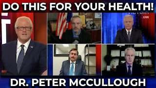 FlashPoint: Do THIS for your Health! Dr. Peter McCullough, Mike Lindell, Rick Green and more! 