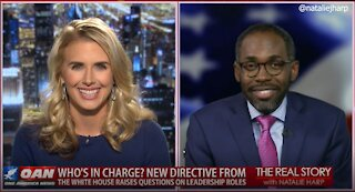 The Real Story - OANN White House Makeover with Paris Dennard
