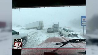 Michigan worst state for winter driving