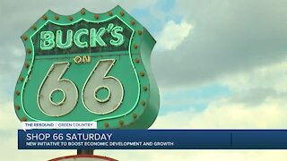 Community encouraged to shop local along Route 66