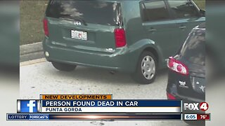 Dead body found in car belonging to missing Charlotte County woman