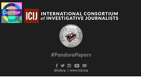 Pandora papers: une fuite de documents inédits révèle une économie de l'ombre!