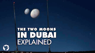 Two Moons Over Dubai Mystery [Solved]