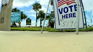 Voter turnout in Palm Beach County municipal elections low