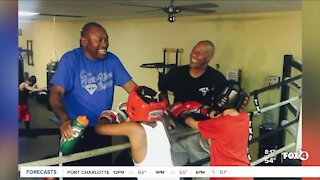 Local boxer uses sport to encourage children to fight through life's challenges