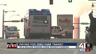 Zero-fare bus funding plan raises concern