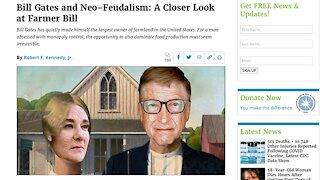 Robert F. Kennedy Jr. Pens Encyclopedic Account Of Bill Gates' 'Neo-Feudalism'