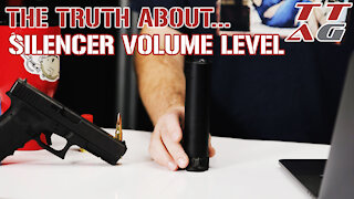The Truth About : Silencer Volume Level