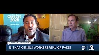 DWYM: Census workers door-to-door