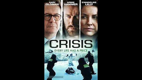 CRISIS new movie official trailer(HD)