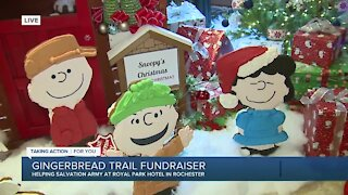 Salvation Army Gingerbread Fundraiser