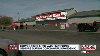 Cornhusker Auto Wash supports seniors during coronavirus pandemic