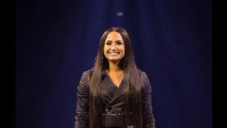 Demi Lovato 'grateful' to be alive