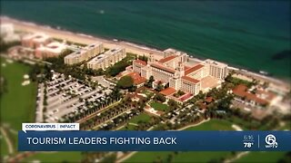 Palm Beach County tourism leaders prepping for financial effects of Coronavirus