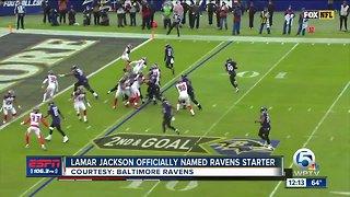 Lamar Jackson, Ravens beat Bucs