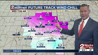Chilly Thursday morning weather