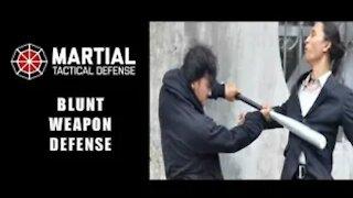 Blunt weapon defense
