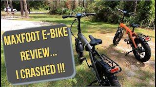 E-Bike Review   Full-time RV   Drone Crash