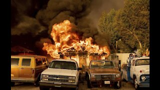 California wildfires cause real concerns - threaten homes, land across several states