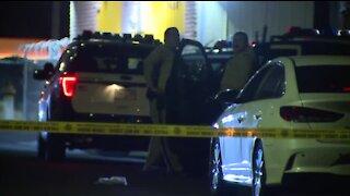 Homicide investigation underway after body found near downtown Las Vegas