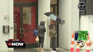 Shelter opens downtown amid storms