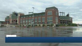 No fans at Lambeau Field this summer