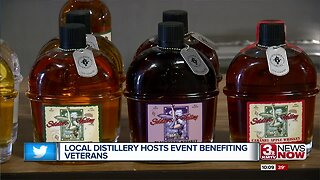 Local Distillery Hosts Event Benefiting Vets
