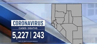 Coronavirus cases and deaths for May 1