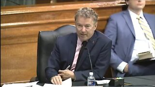 Rand Paul And Fauci Clash Over Wuhan Lab