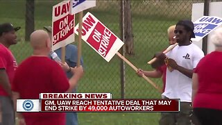 Workers react to GM-UAW proposed Tentative agreement