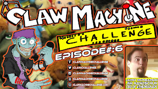 Claw Machine Challenge Ep #6 Featuring Jawny McPhearson