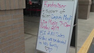 Local businesses donating proceeds to fallen Pinellas County deputy's family