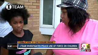 I-Team: Are black teens more vulnerable to police force?