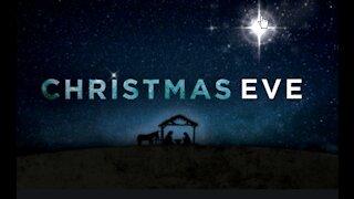 Advent Church Christmas Eve Candlelight service 2020